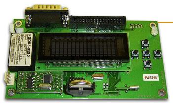 Контроллер допуска к потреблению энергии GK-MULTI для локального учёта