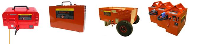Источники электропитания Redbox для малой авиации